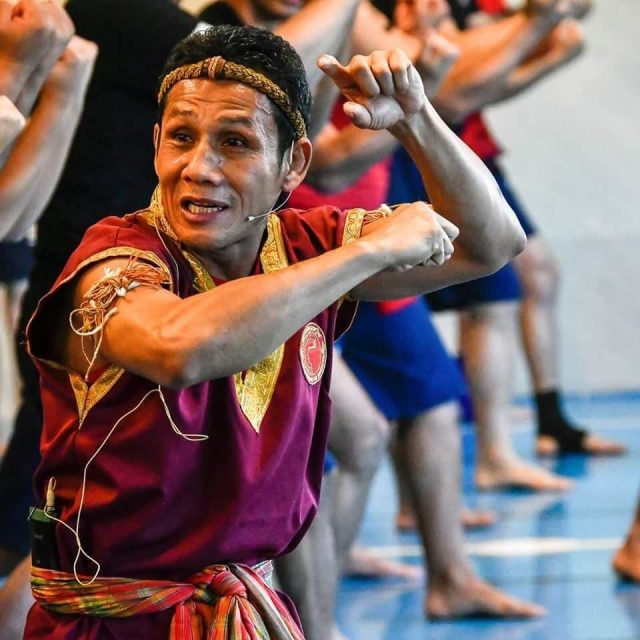 Associate Senior Grand Master Suphan Seminar in Brazil