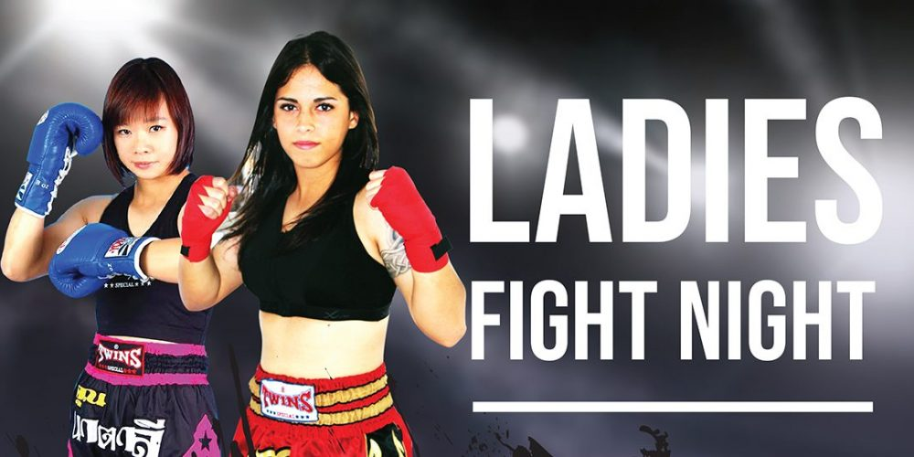 All Female Fight Night at MBK Fight Night