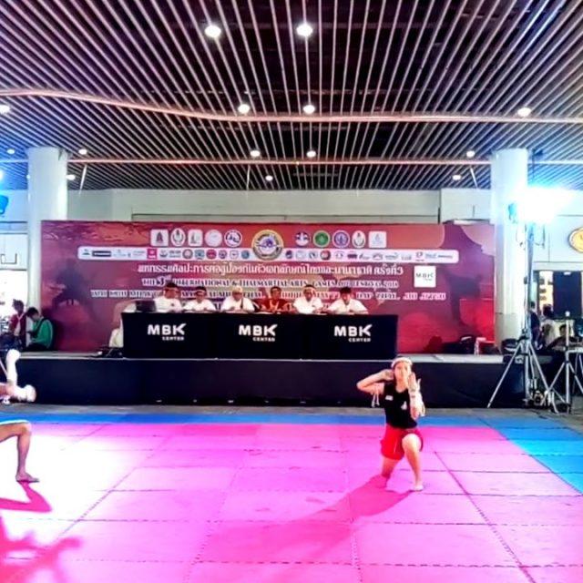 International & Thai Martial Arts Games and Festival 2019