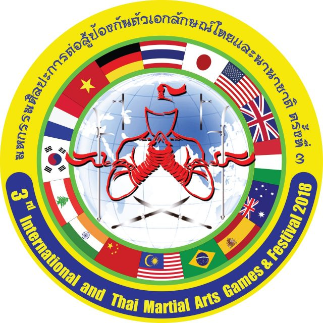 International & Thai Martial Arts Games and Festival 2019